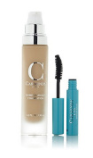 Carmindy & Co. Game Changer Foundation with Mini Mascara - Creamy Beige