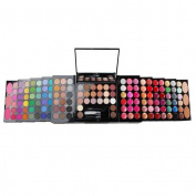 Youngman 148 Colour Eyeshadow Concealer Contour Blush Lipgloss Eye Shadow Palette Box Set