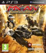 MX vs. ATV: Supercross [Region 2] [Blu-ray]