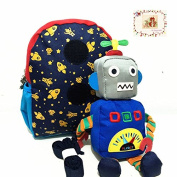 MSM Original Robot Safety Harness, Anti-lost Backpack