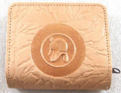 Egyptian Hand Made 100% Genuine Leather King TUT Women's Hq Wallet Handcraft