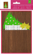 American Crafts Happy Holidays Cards & Envelopes