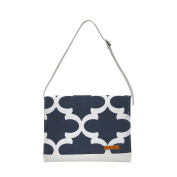 Foxy Vida Ahoy Nappy Clutch, Navy