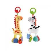 Fisher-Price Soft Clacker Toy