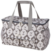 The Bumble Collection Down By The Shore Tote Bags, Majestic Slate