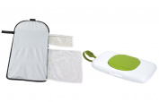 Summer Infant ChangeAway Changing Pad with On The Go Wipes Dispenser