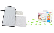 Summer Infant ChangeAway Changing Pad with Disposable Changing Pads