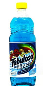 2 Bottles of Fabuloso with Bleach Alternative Spring Fresh