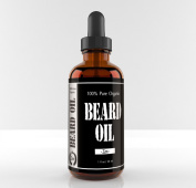Zen Juniper Sage Scent - Leven Rose Beard Oil and Leave-in Conditioner - Best Scented Beard Oil 100% Pure Organic Natural for Groomed Beard Growth, Moustache, Skin for Men - 30ml - Premium Oils
