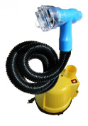 Haircut Pro-Bumblebee Vacuum Haircutter, Yellow/Blue, 3.6kg
