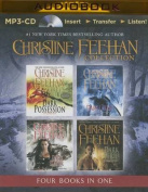 Christine Feehan 4-In-1 Collection [Audio]