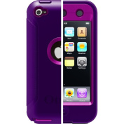 OtterBox Defender Series Case for iPod touch 4G - Purple
