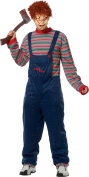 Morris Costumes Boy's CHUCKY ADULT STD, One size