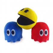 25 TOYS(TM) Pacman Stuffed Toy Doll 15 CM