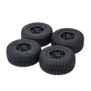 GoolRC 4Pcs/Set 1/10 Short Course Truck Tyre Tyres for Traxxas HSP Tamiya HPI Kyosho RC Model Car