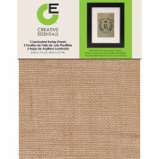 Springs Creative Essentials Laminated Burlap Sheets (Pack of 3) PRINTABLE !