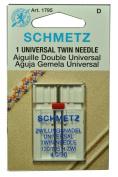Schmetz Sewing Machine Twin Needle