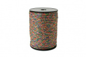 "Twisted Cord 8/2 (1/16"" - 2mm) 144 Yards- Rainbow"