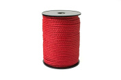 """Twisted Cord 8/2 (1/16"""" - 2mm) 144 Yards- Red"""