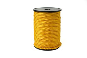 "Twisted Cord 8/2 (1/16"" - 2mm) 144 Yards- Gold"