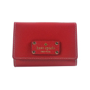 Kate Spade Wellesley Darla Leather Clutch Wallet