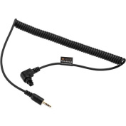 Vello 2.5mm Remote Shutter Release Cable for Canon 3-Pin Cameras