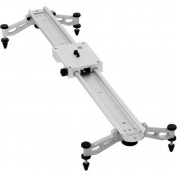 Revo 60cm Camera Track Slider with Adjustable Feet