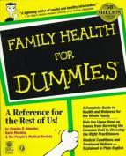 Family Health For Dummies