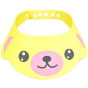 Bath Visor Baby Wash Hair Shield Cap Sun Visor Child Kid Safe Shampoo Shower Bathing Protect Soft Hat