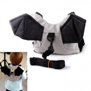 Supersaving360 Bat Baby Kid Keeper Toddler Walking Safety Harnesses Backpack Strap Bag