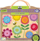Innovative Kids Green Start Chunky Wooden Puzzles