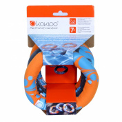 Kokido K581CBX Neoprene Dive Rings for Swimming Pools