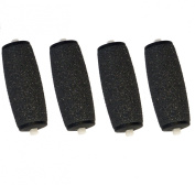 Pedi Solutions Rollers Refill Heads Compatible with Amope Pedi Perfect Foot Files Electronic Pedicure and Scholl Velvet Smooth Express Pedi