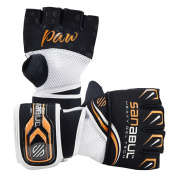 Sanabul Punch And Workout Gel Boxing MMA Kickboxing Crossfit Handwrap Gloves