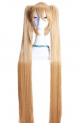 Lemail wig Women's Blonde long straight Cosplay wigs