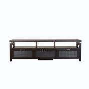 Furniture of America Vintner TV Stand, 180cm , Espresso