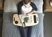 Slice TV Tray - Made for your Arm Chair, Sofa, and Bed