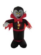 1.2m Halloween Inflatable Dracula Vampire Yard Decoration