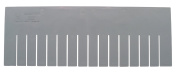 Quantum Storage Systems DS93080 Short Divider for Dividable Grid Container DG93080, Grey, 6-Pack