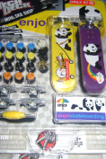 "Tech Deck Mini Sk8 Shop ""enjoi"" 2 Boards, Axels, 4 Sets of Wheels, and Stickers"