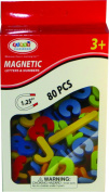 First Classroom 3.2cm Magnetic Letters and Numbers Playset