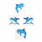 72 Dolphin Tattoos