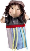 Witch Glove puppet