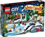 LEGO City Town 60099 Advent Calendar Building Kit