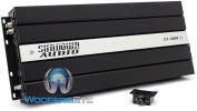 SCV-3000D - Sundown Audio Monoblock 3000W RMS Amplifier