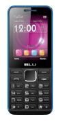 BLU BLU Tank II T193 Unlocked GSM Dual-SIM Cell Phone w/ Camera and 1900 mAh Big Battery - Unlocked Cell Phones - Retail Packaging - Black Blue