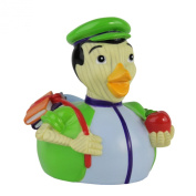 Pinocchio Celebriduct Toy. Cool Novelty Bath Toy Rubber Duck Gift