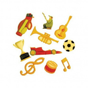 FMM Music and Sport Tappit Set