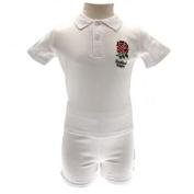Brecrest Fashion Baby-Boys England RFU Clothing Set