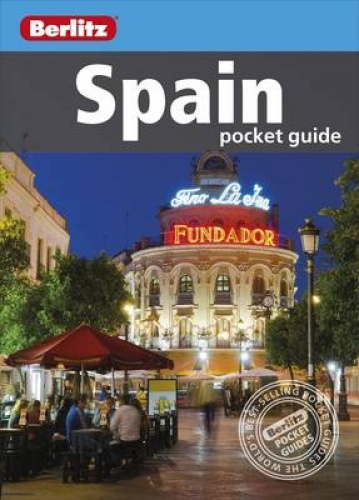 Berlitz: Spain Pocket Guide (Berlitz Pocket Guides).